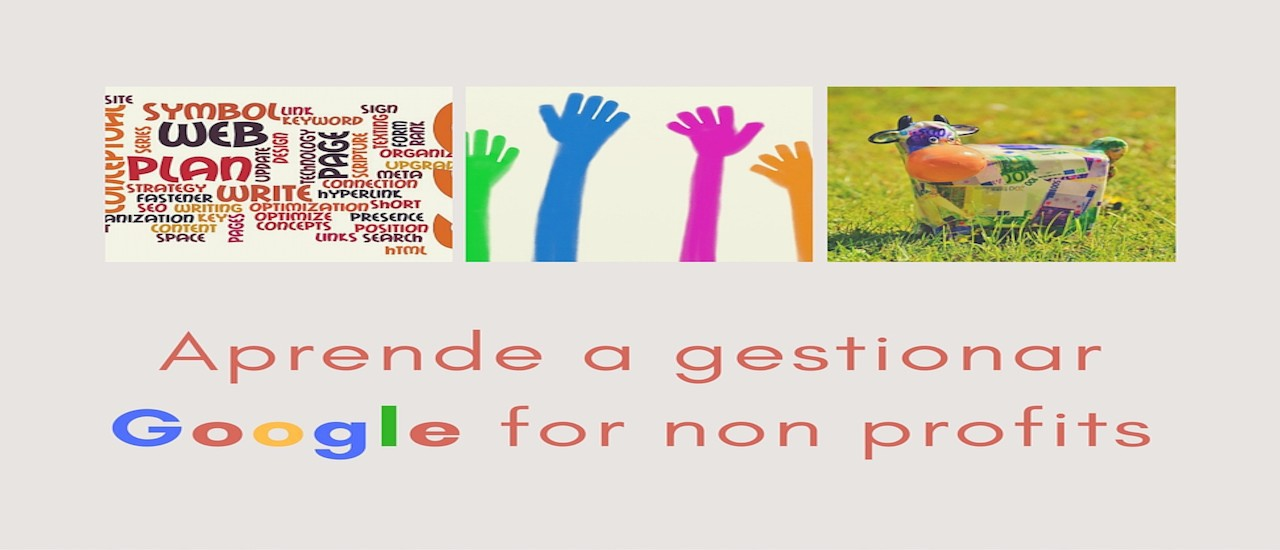 gestionar google for non profits