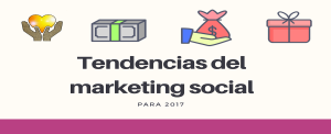 tendencias marketing social 2017. Semántica social