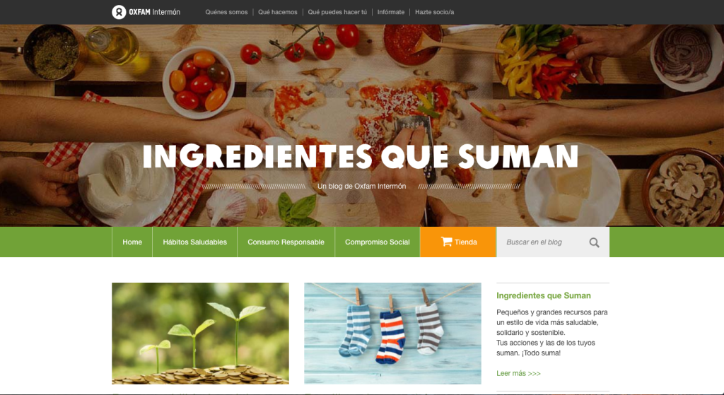 blog ingredientes que suman